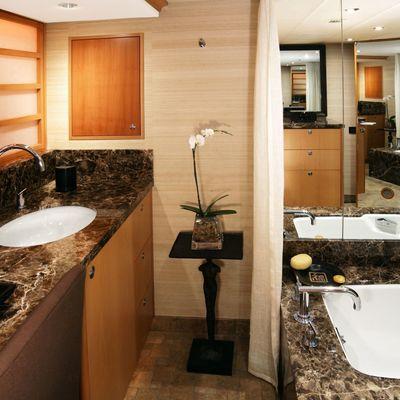 Envy Yacht Master Bathroom