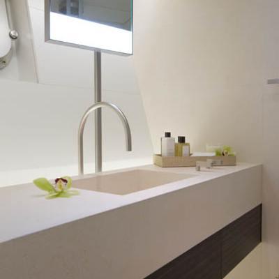 Baracuda Valletta Yacht Bathroom