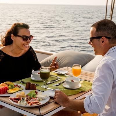 Soneva In Aqua Yacht