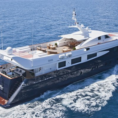 Sophie Blue Yacht Overview