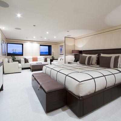 Revelry Yacht Master Stateroom - Seating