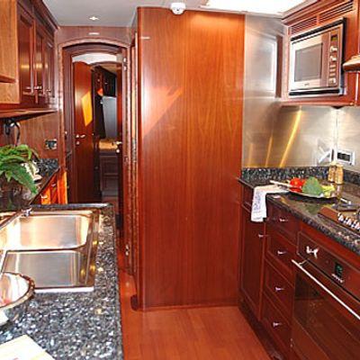 Nahema IV Yacht