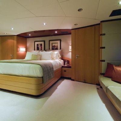 Chosen One Yacht Stateroom