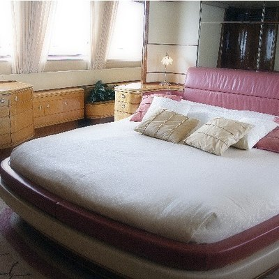 Northern Cross Yacht Master Stateroom
