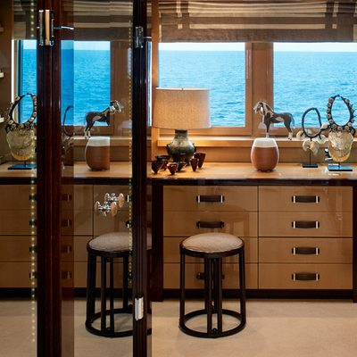 April Yacht Master Dressing Room