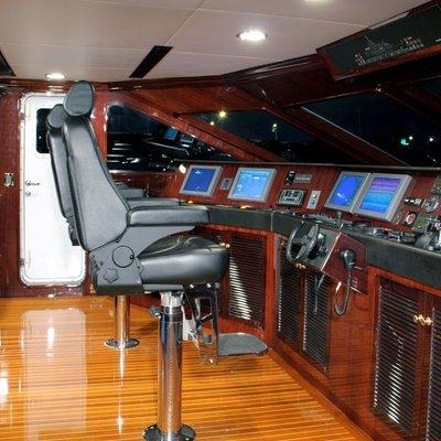 Ionian Princess Yacht Bridge