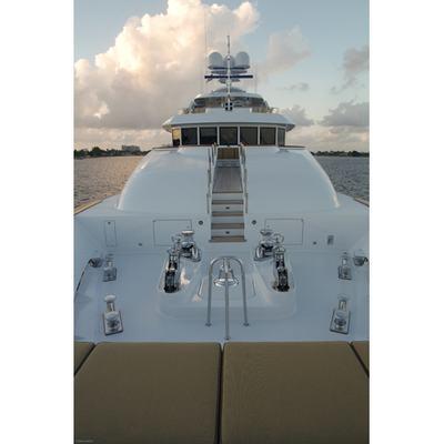 Aquasition Yacht Sunpads on bow
