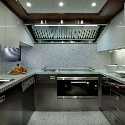 Libertas Yacht Galley