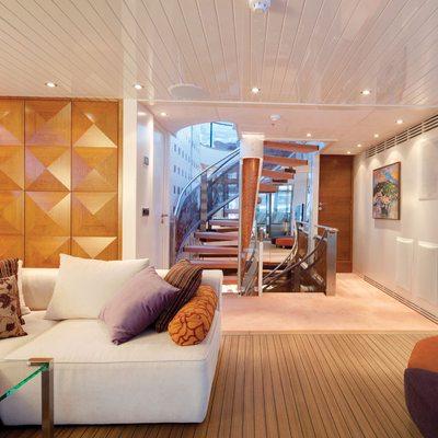 Northlander Yacht Upper Saloon