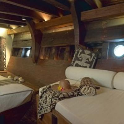 Silolona Yacht Guest Stateroom