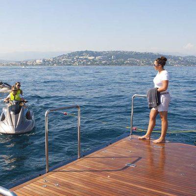 Daloli Yacht Swim Platform