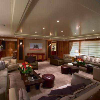 Utopia Yacht Main Salon - Seating