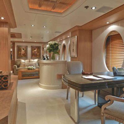 Deja Too Yacht Master Study