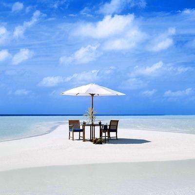 Dhaainkan'baa Yacht Beach Visit