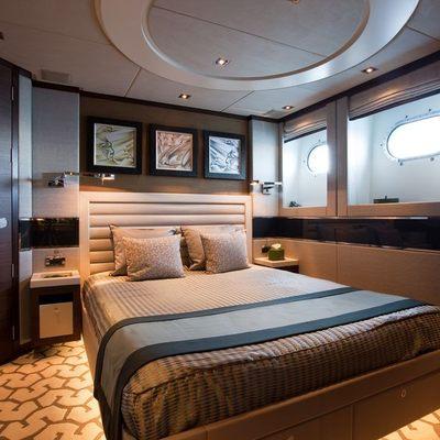 Aurelia Yacht Statetroom