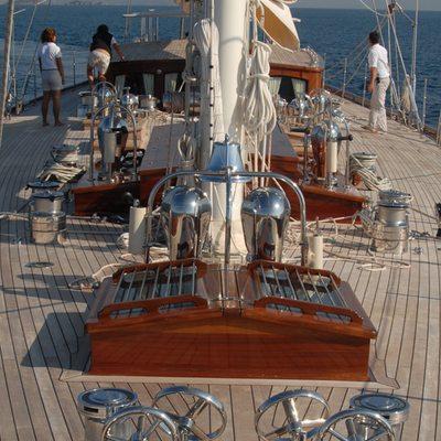 Gweilo Yacht Deck Equipment