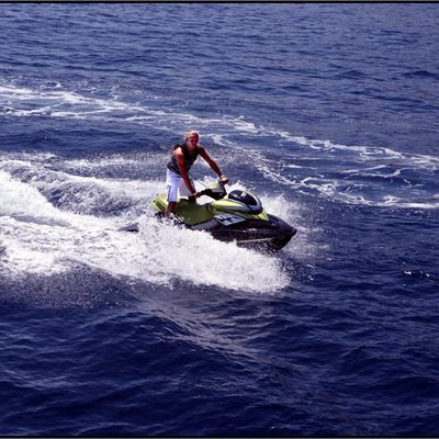 Parsifal III Yacht Water Ski