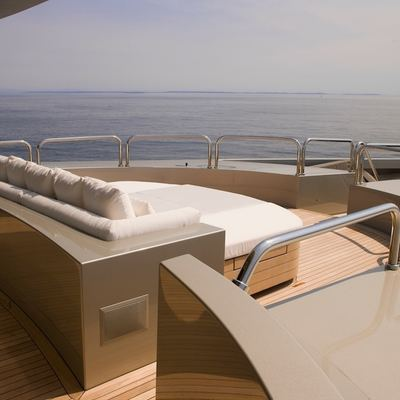 Odessa Yacht Exterior Seating