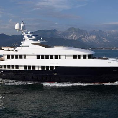 Zaliv III Yacht Profile