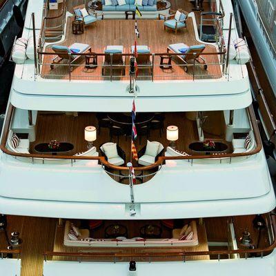 Latitude Yacht Decks