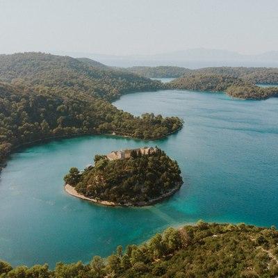 Luka Velji Lago, Lastovo