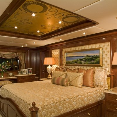 Aquasition Yacht Master Stateroom