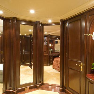 Teleost Yacht Cabin Corridor