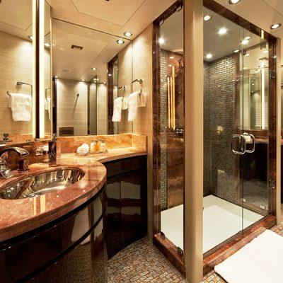 Strega Yacht Master Bathroom