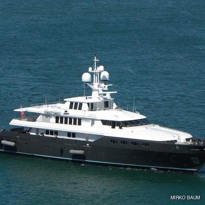 Cyan Yacht Profile