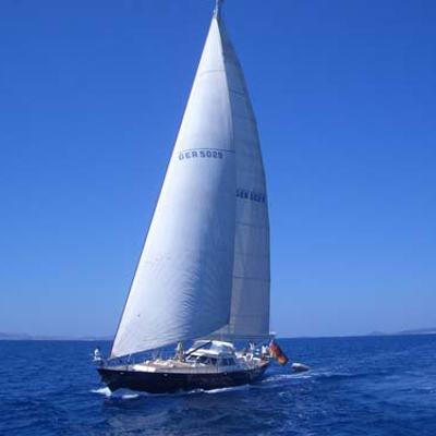 Tiga Belas Yacht