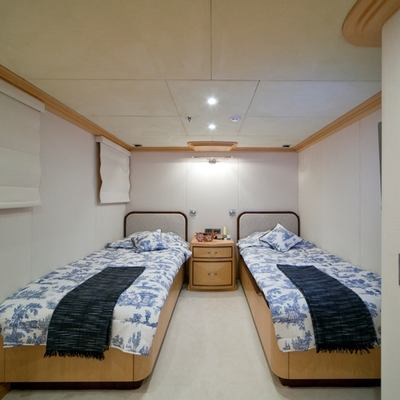 Golden Horn Yacht Twin Stateroom
