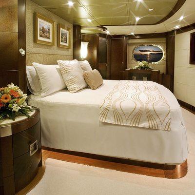 De Lisle III Yacht Master Stateroom
