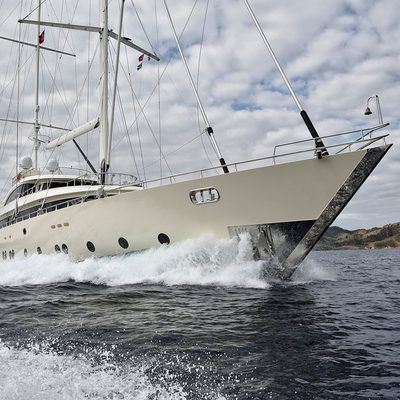 Aresteas Yacht