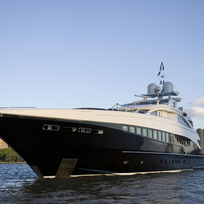 Bliss Yacht Overview