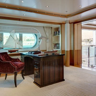Pegasus VIII Yacht Master Study