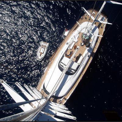 Parsifal III Yacht Overhead