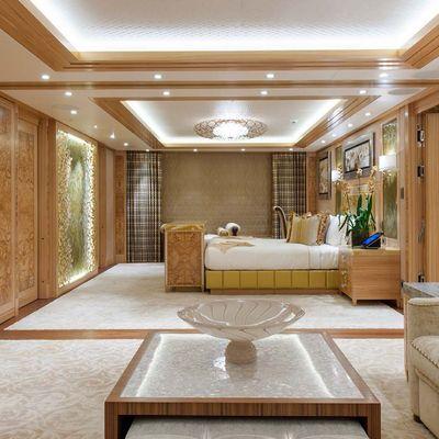 Solandge Yacht VIP Suite