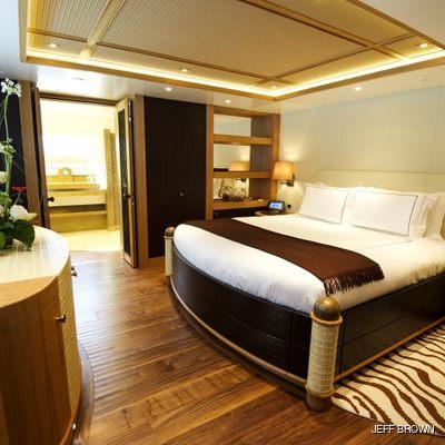 Hemisphere Yacht Master Stateroom
