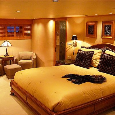 Sojourn Yacht VIP Stateroom