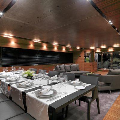 Sierra Romeo Yacht Formal Dining