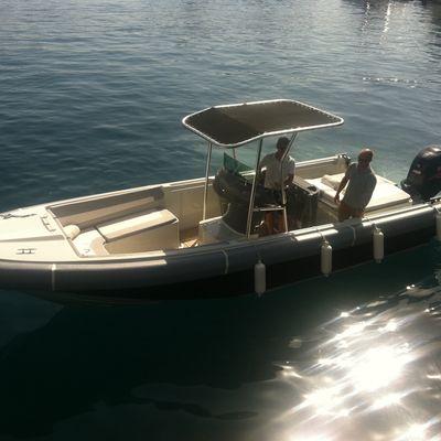 African Queen Yacht Tender