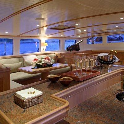 Marie Yacht Deckhouse - Bar