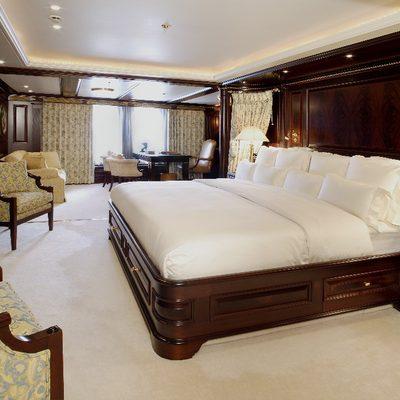 Freedom Yacht VIP Stateroom
