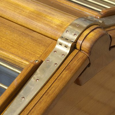 Atlantic Yacht Detail - Hinge