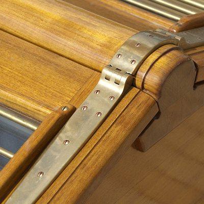 Atlantic Yacht Detail - Hinge