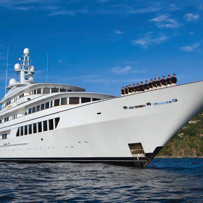 Utopia Yacht Crew Shot