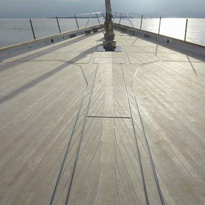 Twizzle Yacht Deck