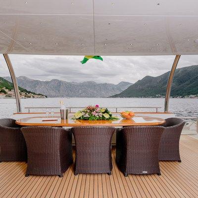 Lady Mura Yacht