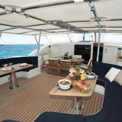Mumu Yacht Cockpit