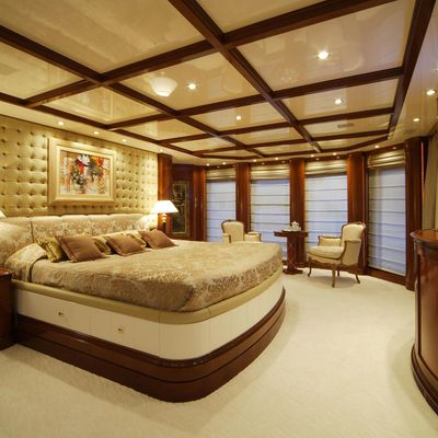O'Ceanos Yacht Master Stateroom